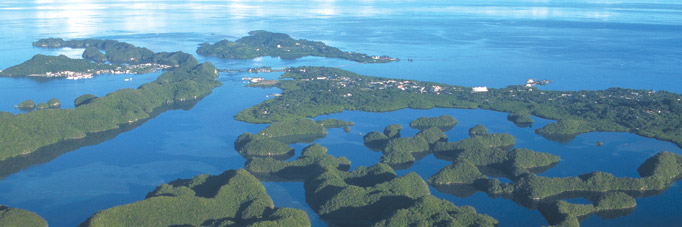 Eco-tours to Micronesia support conservation efforts.