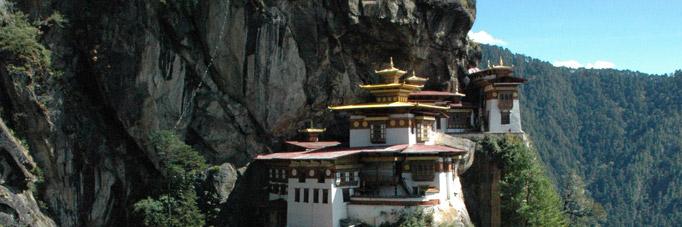 Travel to Bhutan