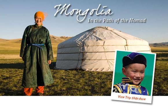 Reindeer Herders, gers, steppes: Mongolia's Frontier