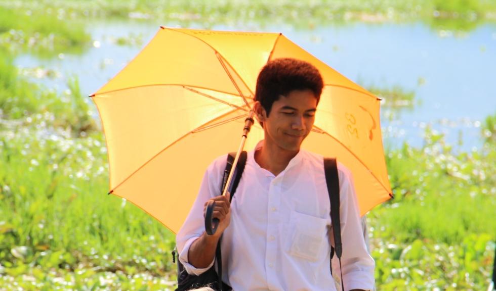 Zaw Zaw Aung, Myanmar guide extraordinaire
