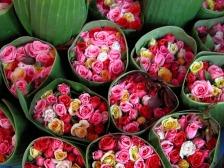 RosesInBananaLeaves