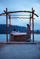 Song Saa Honeymoon Couple