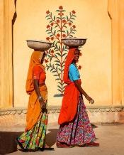 Indian Women heading to Market