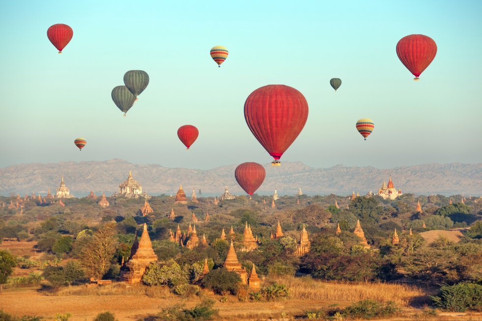 Custom Luxury Travel to Myanmar